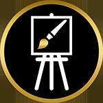 icon custom artwork zwartkopie
